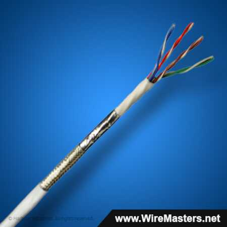E10024W106 by Harbour. 4 Pair, 100.0 +/- 15 Ohm, Data Master®, high speed data cable