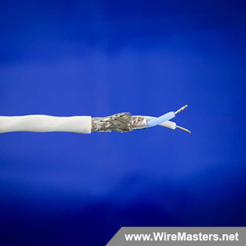 E10224 a Ethernet Cable, 1 Pair, high speed data cable by PIC, rated at 100 Ohm.